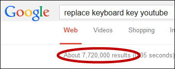 replace search